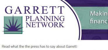 Garrett Planning Network SEC Anti-Testimonial Violation