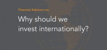 Dimensional On: Why Should We Invest Internationally?
