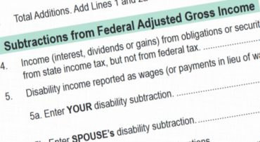 How to Deduct U.S. Debt Obligations on State Tax Returns