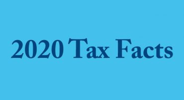 2020 Tax Facts