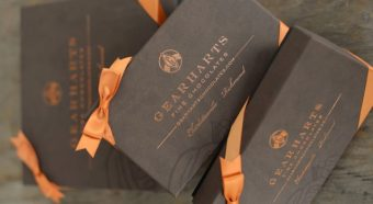 Five Ways to Thrift Your Empty Gearharts Chocolates Box